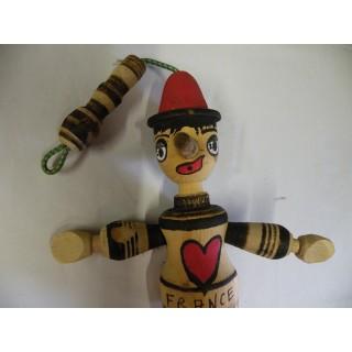 Marionnette articulée en...