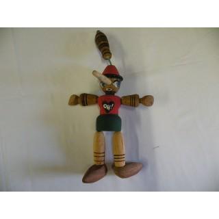 Marionnette artisanale...