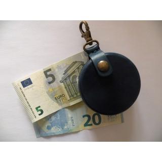 Bourse, porte-monnaie en cuir