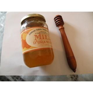 Cuillère à miel pommier
