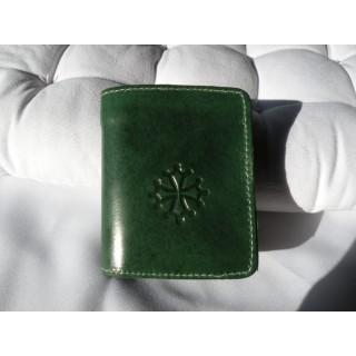 Porte-monnaie Gaston vert...
